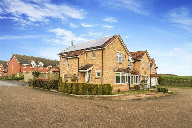 3 Bedrooms Detached House for sale in Chestnut Way, Morpeth, Northumberland