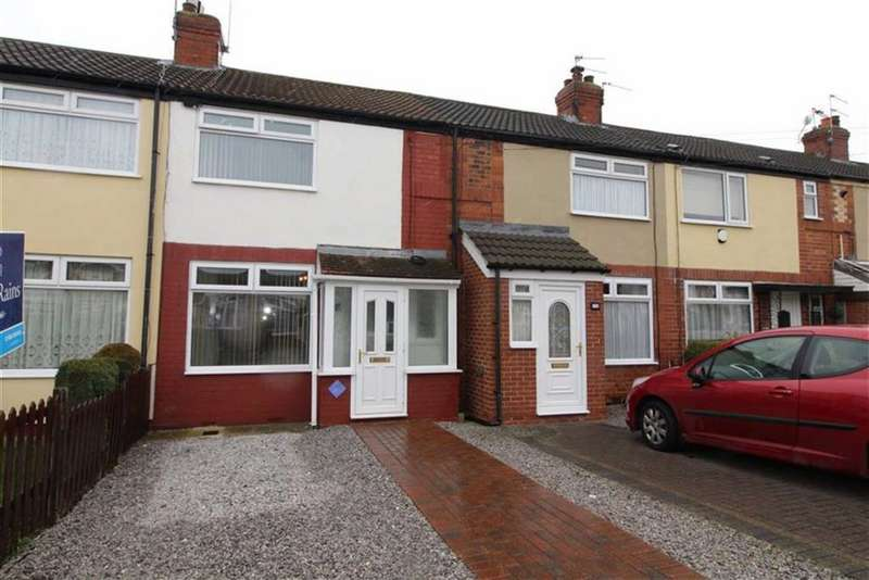 2 Bedrooms Terraced House for sale in Roslyn Road, Hull