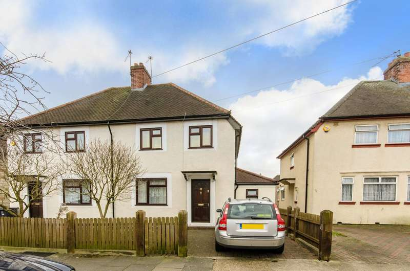 3 Bedrooms Semi Detached House for sale in Lily Gardens, Alperton, HA0