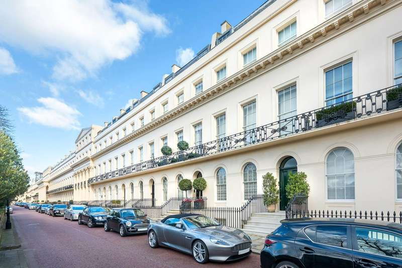 5 Bedrooms House for sale in Chester Terrace, Regent's Park, NW1