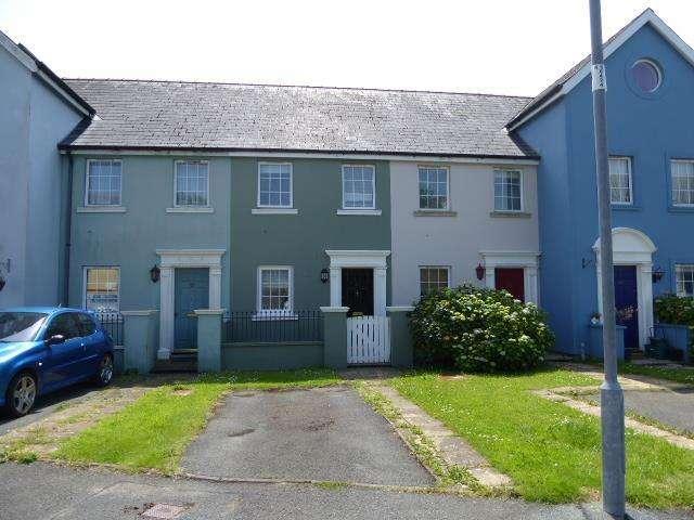 2 Bedrooms Terraced House for rent in Brookside Avenue, Johnston, Haverfordwest
