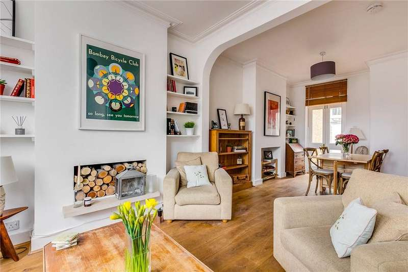 3 Bedrooms Terraced House for sale in Musard Road, London, W6
