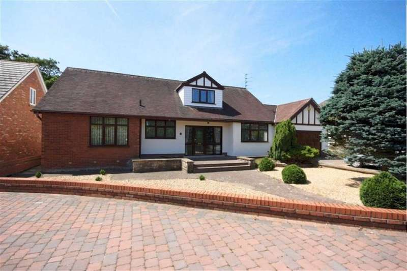 5 Bedrooms Detached House for sale in Brooklands Road, Eccleston, St Helens, WA10