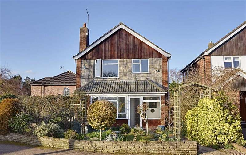 4 Bedrooms Detached House for sale in Cowper Crescent, Bengeo, Herts, SG14