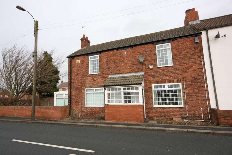 3 Bedrooms Semi Detached House for sale in Rose Cottages, Station Road, West Rainton, Houghton le Spring DH4 6SG