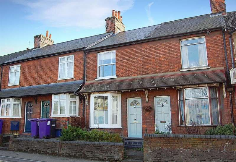 2 Bedrooms Terraced House for sale in Nightingale Road, Hitchin