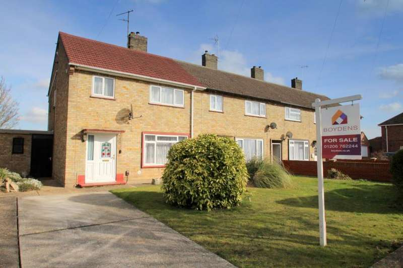 3 Bedrooms House for sale in Bishop Road, Colchester