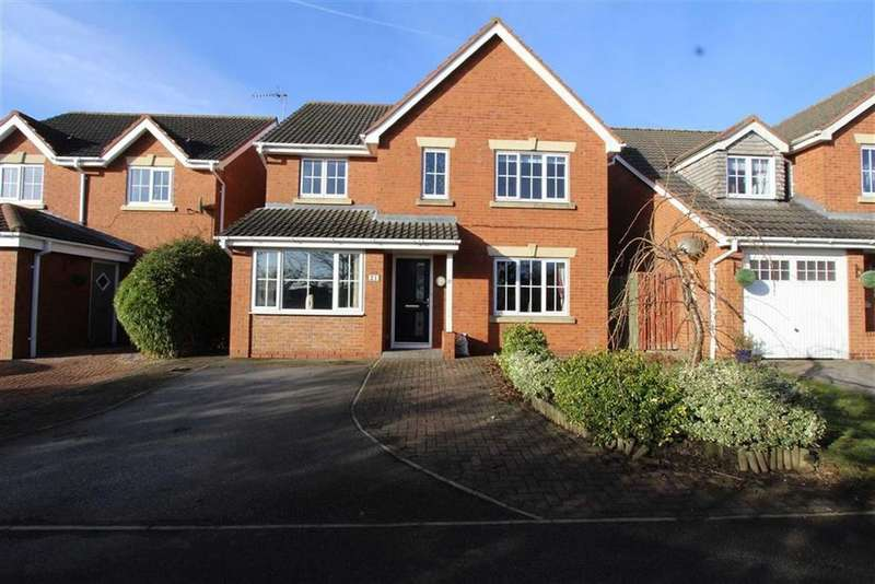 4 Bedrooms Detached House for sale in Windermere Drive, Bridlington, East Yorkshire, YO16