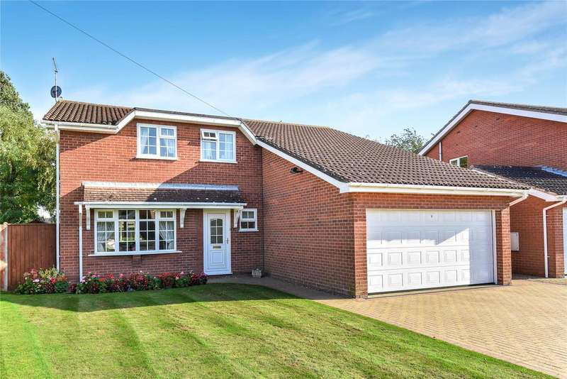 4 Bedrooms Detached House for sale in Edgefield, Weston, PE12