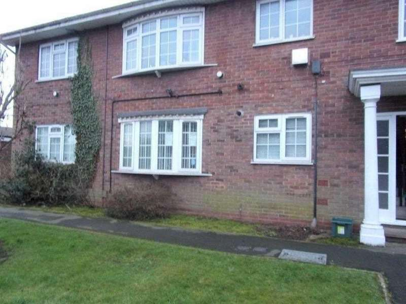 1 Bedroom Apartment Flat for sale in REVESBY COURT, SCUNTHORPE