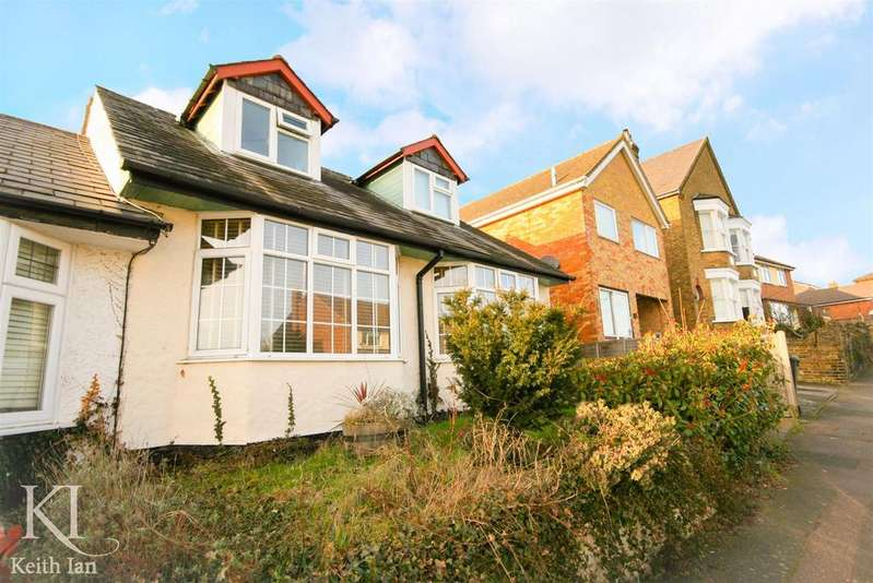 4 Bedrooms Semi Detached House for sale in Milton Road, Ware