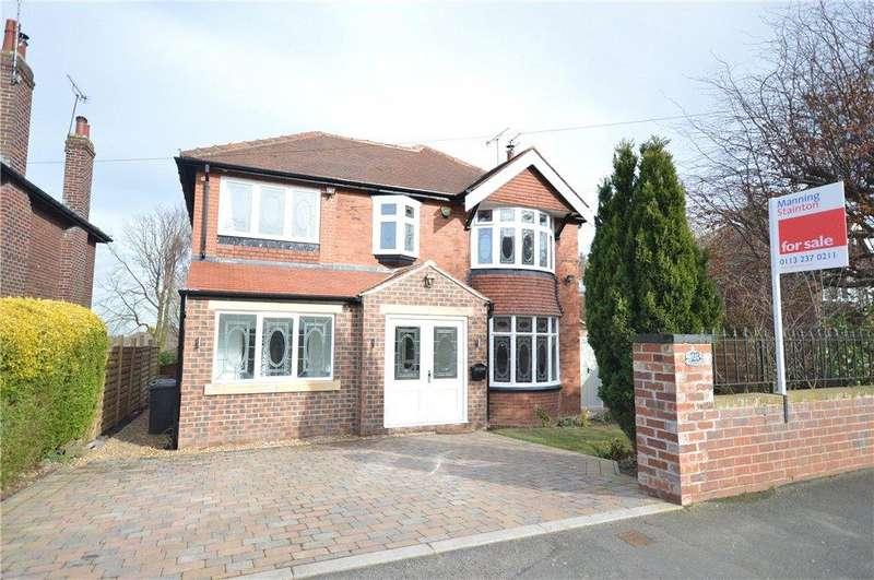 5 Bedrooms Detached House for sale in Sandhill Oval, Leeds, West Yorkshire