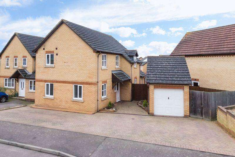 4 Bedrooms Detached House for rent in Fitzwilliam Leys, Higham Ferrers