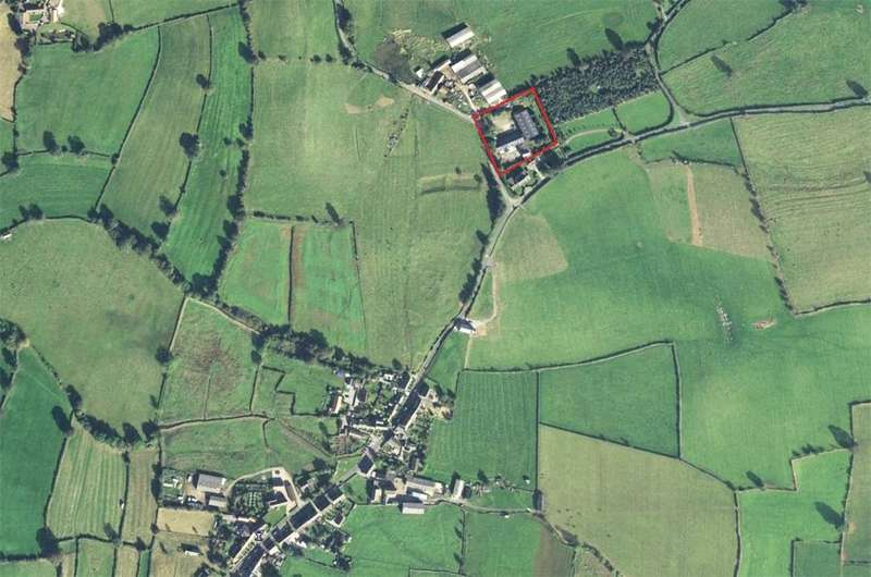 Plot Commercial for sale in Residential Development Opportunity, Hunton, Near Bedale, North Yorkshire, DL8