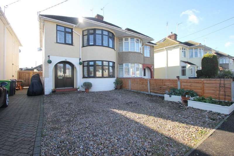 3 Bedrooms Semi Detached House for sale in Southbourne Grove, Hockley