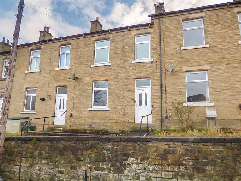 2 Bedrooms Terraced House for sale in Victoria Street, Deighton, Huddersfield, West Yorkshire, HD2