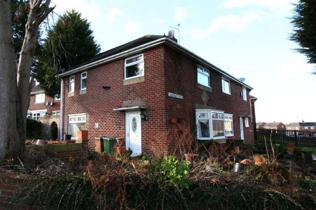 3 Bedrooms Semi Detached House for sale in Goldsmith Road, Sunderland, Tyne And Wear, SR4 9RN
