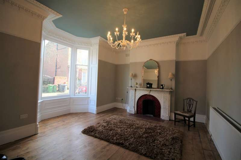 5 Bedrooms Terraced House for sale in Bairstow Street, Preston PR1