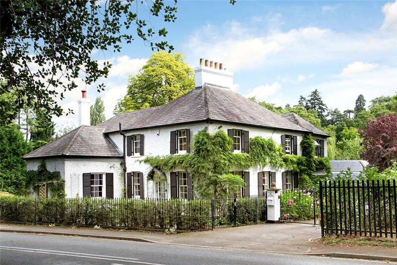 5 Bedrooms Detached House for sale in Buckhurst Road, Ascot, Berkshire, SL5