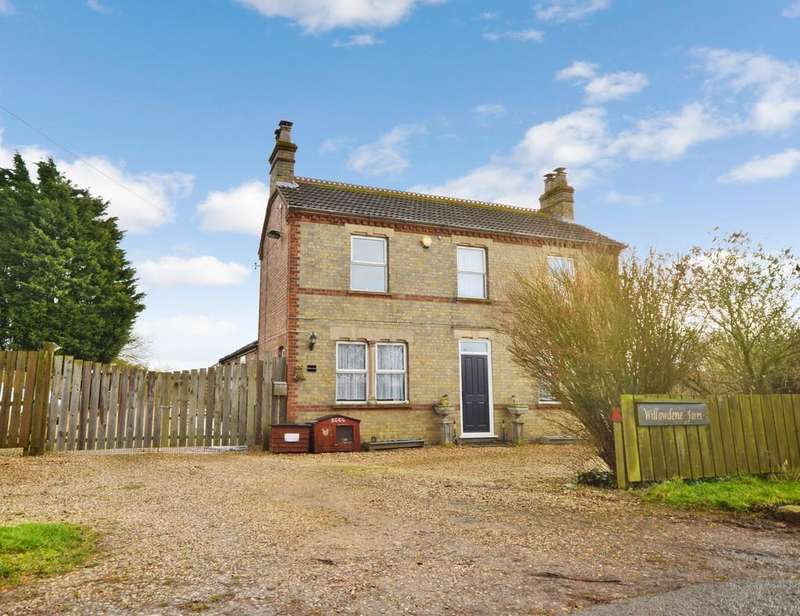 5 Bedrooms Detached House for sale in Middle Drove, St Johns Fen End