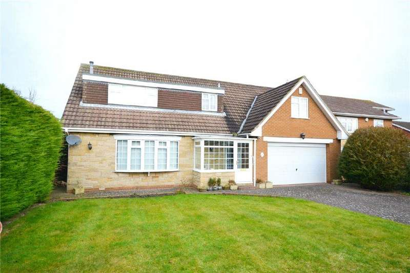 3 Bedrooms Detached House for sale in Rosehill, Great Ayton, Middlesbrough