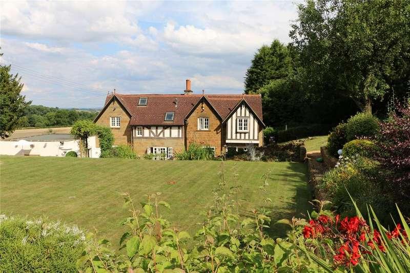 4 Bedrooms Detached House for sale in Avon Dassett, Warwickshire