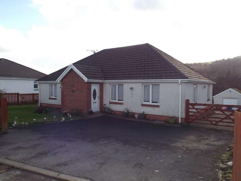 4 Bedrooms Detached Bungalow for sale in Talley, Llandeilo
