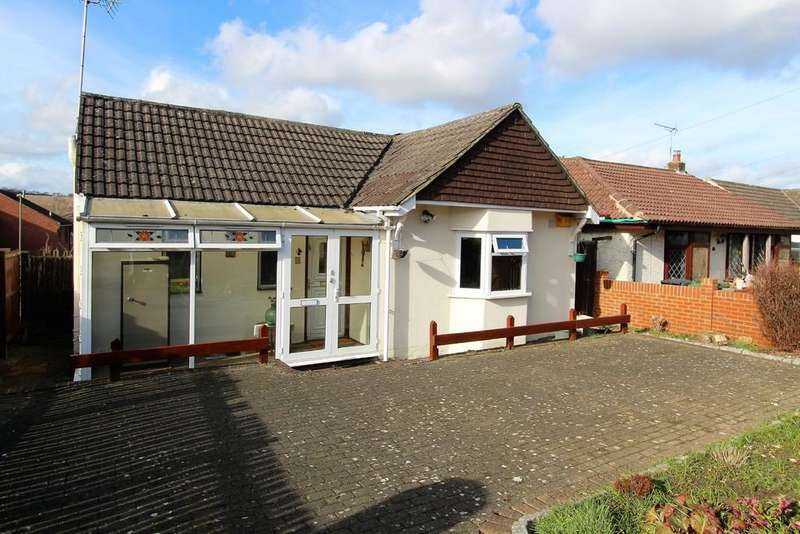 2 Bedrooms Detached Bungalow for sale in First Avenue, Catherington