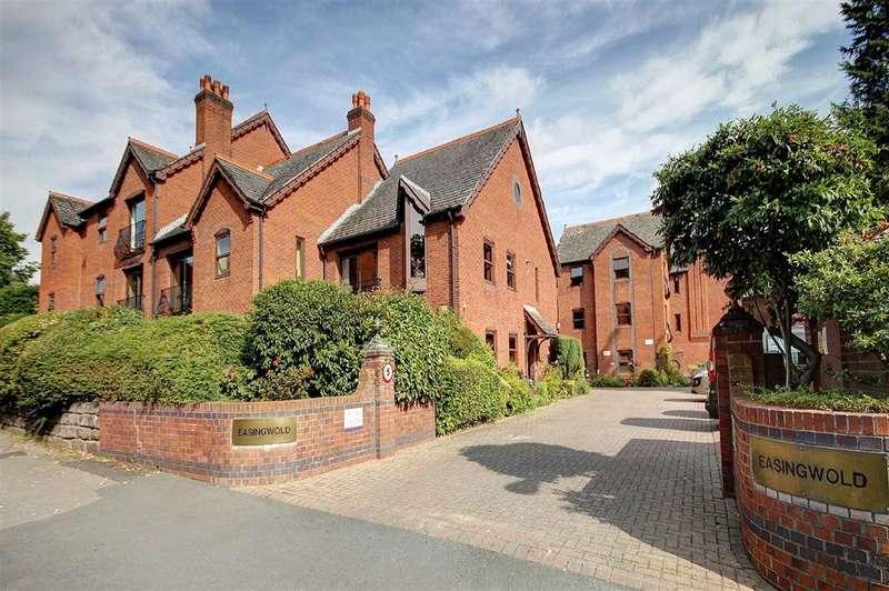 2 Bedrooms Retirement Property for sale in Regent Road, Altrincham, Cheshire