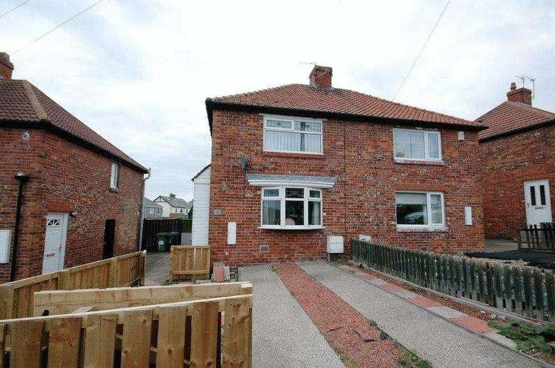 2 Bedrooms Semi Detached House for sale in Glenhurst Road, Easington