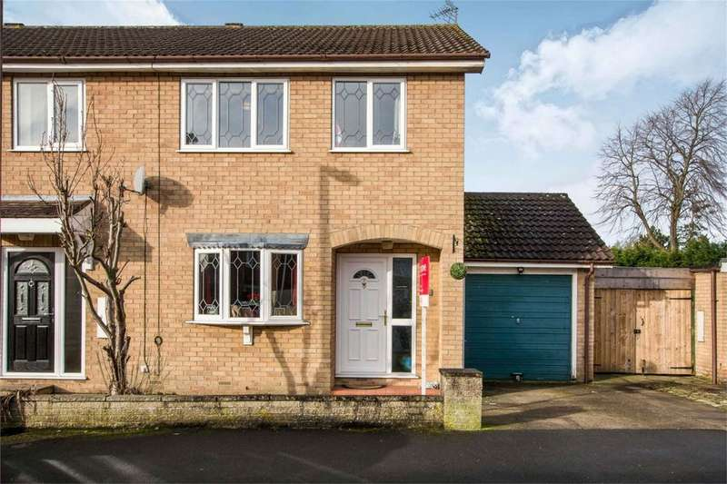 3 Bedrooms Semi Detached House for sale in Toby Court, Strensall, YORK