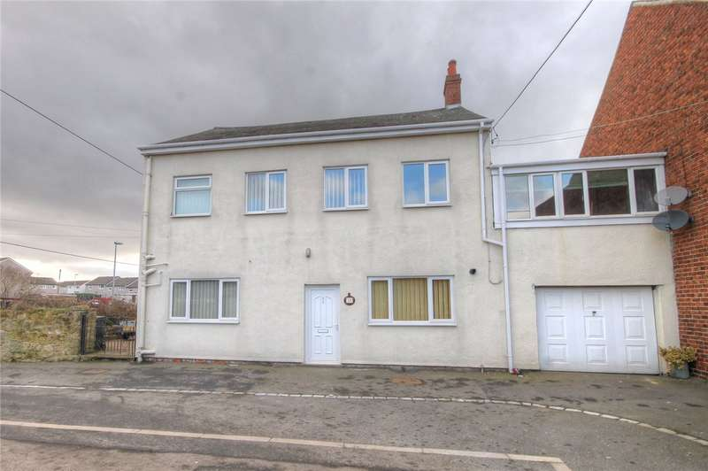 4 Bedrooms House for sale in Croft Terrace, Coundon, Bishop Auckland, DL14