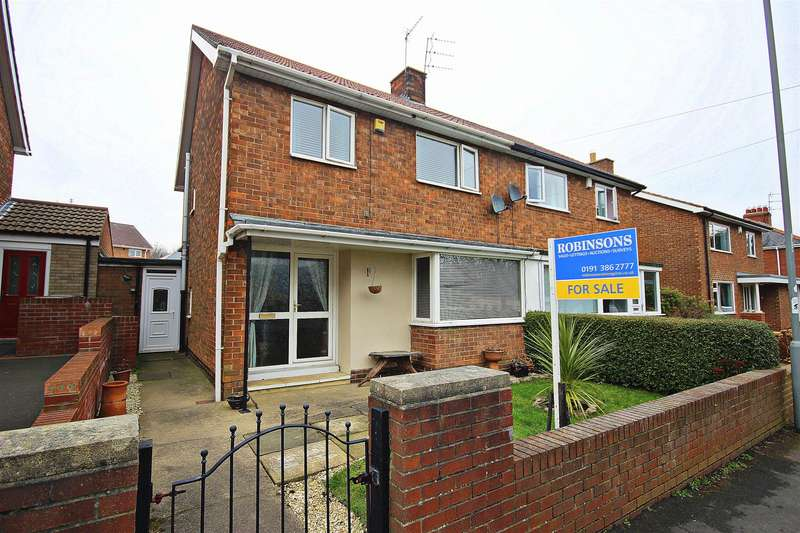 3 Bedrooms Semi Detached House for sale in Leesfield Gardens, Meadowfield, Durham