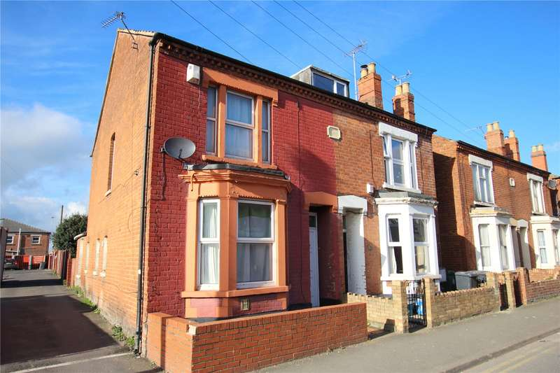 3 Bedrooms Semi Detached House for sale in Derby Road Gloucester GL1