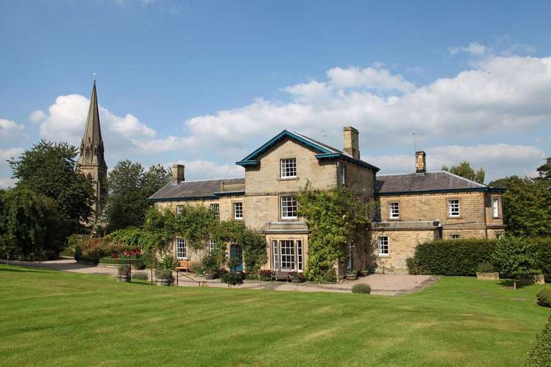 8 Bedrooms House for rent in The Old Vicarage, Edensor, Bakewell, Derbyshire