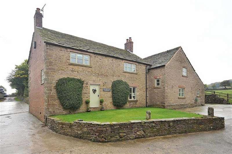 4 Bedrooms Barn Conversion Character Property for rent in Wincle, Macclesfield