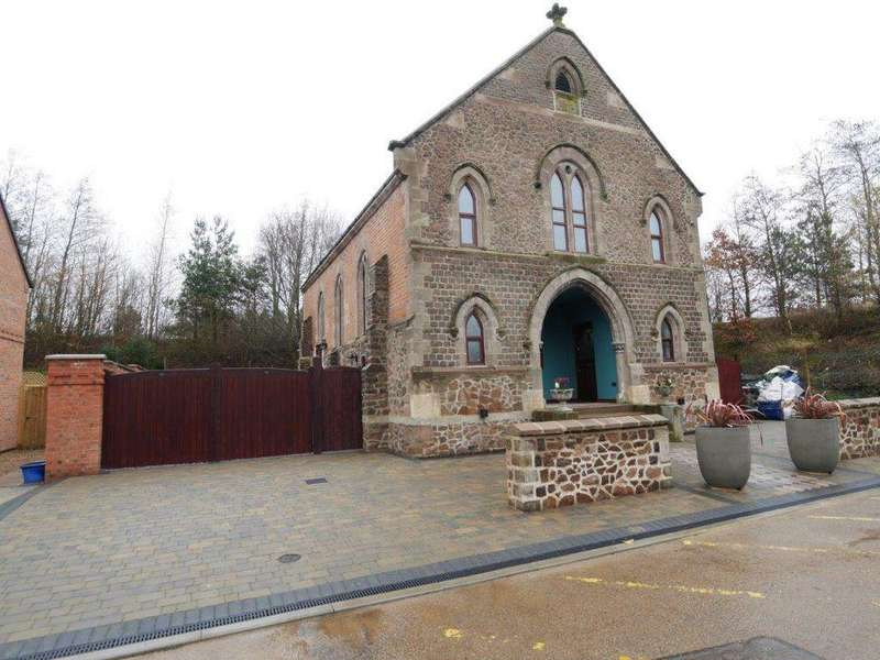 4 Bedrooms Detached House for rent in Dovecote Road, Croft, LE9 3EF