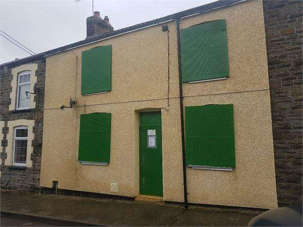 2 Bedrooms Terraced House for sale in Brondeg Street, Tylorstown, Ferndale, Rhondda Cynon Taff. CF43 3AS