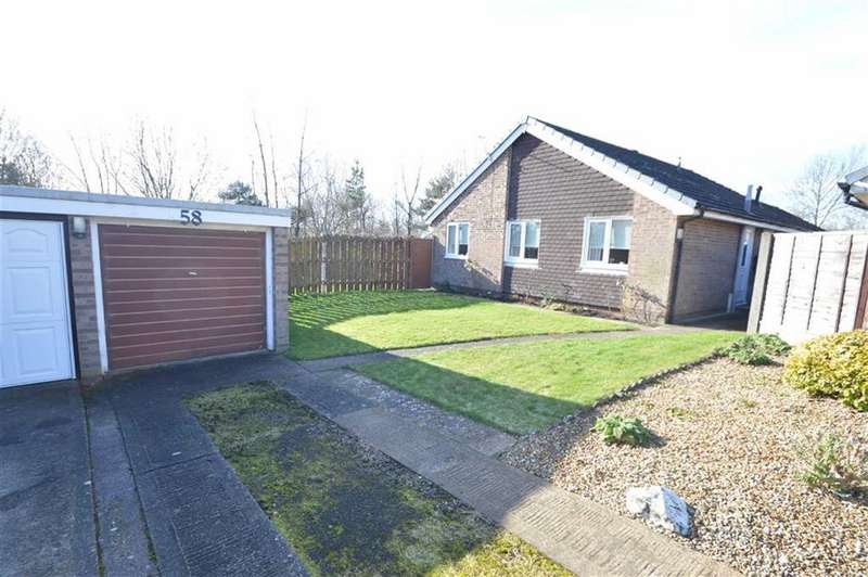 3 Bedrooms Bungalow for sale in 58, White Hart, Shrewsbury, SY3