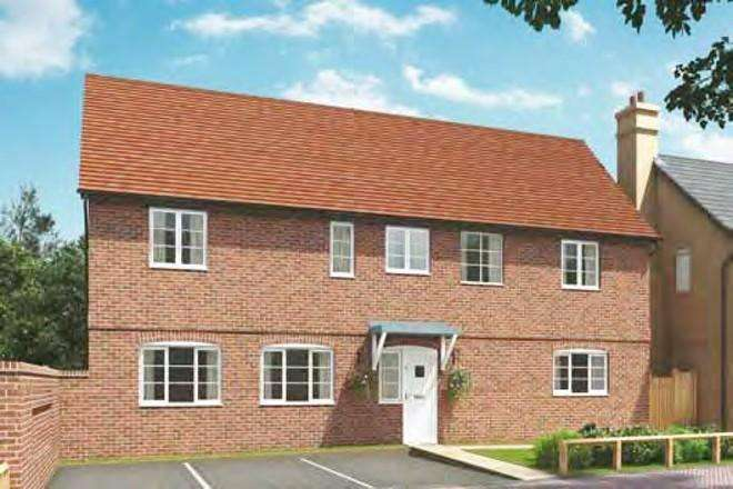 5 Bedrooms Detached House for sale in taylors yard, sutton Scotney SO21