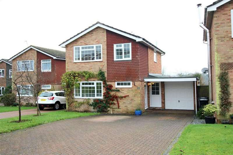3 Bedrooms Detached House for sale in Beckets Way, Framfield, Uckfield, East Sussex