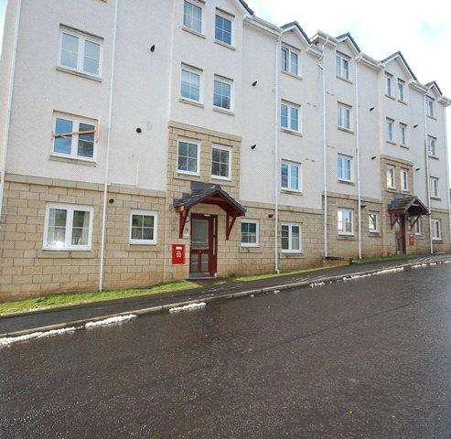 2 Bedrooms Apartment Flat for rent in 2/4 Weavers Linn, Tweedbank, Galashiels, Scottish Borders, TD1