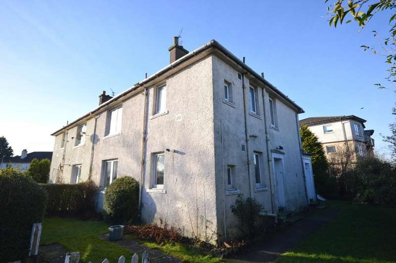 2 Bedrooms Flat for sale in Johnstone Avenue, Clydebank G81 1DJ