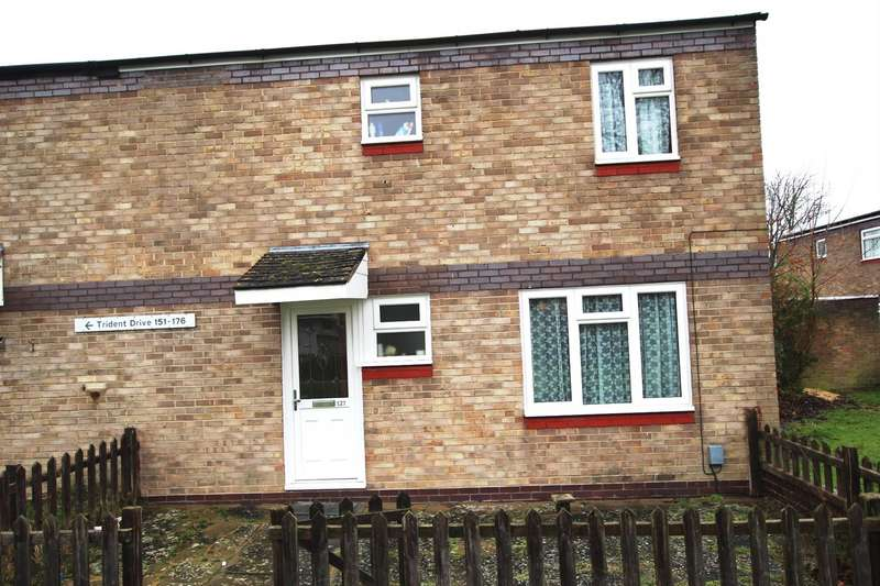 3 Bedrooms Semi Detached House for sale in Trident Drive, Houghton Regis, Dunstable