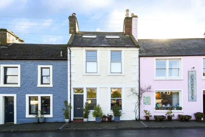 2 Bedrooms Terraced House for sale in Avongail House, 16 South Main Street, Wigtown, Newton Stewart, Dumfries and Galloway, DG8
