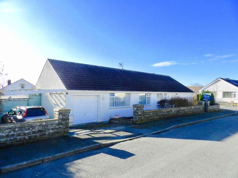 3 Bedrooms Detached Bungalow for sale in Haven Park Crescent, Haverfordwest, Pembrokeshire