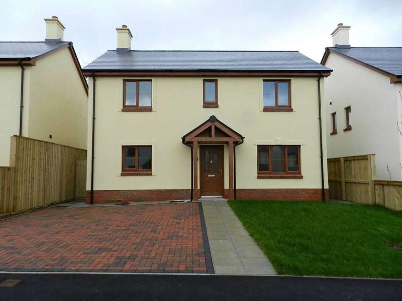 3 Bedrooms Semi Detached House for sale in Plot 12, Phase 2, The Dale, Ashford Park, Crundale