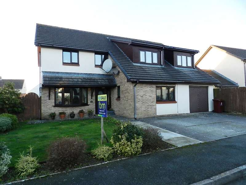 5 Bedrooms Detached House for sale in Heritage Park, Haverfordwest, Pembrokeshire