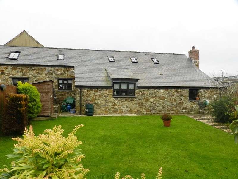3 Bedrooms Semi Detached House for sale in Pintail Cottage, Deerlands, Camrose, Haverfordwest