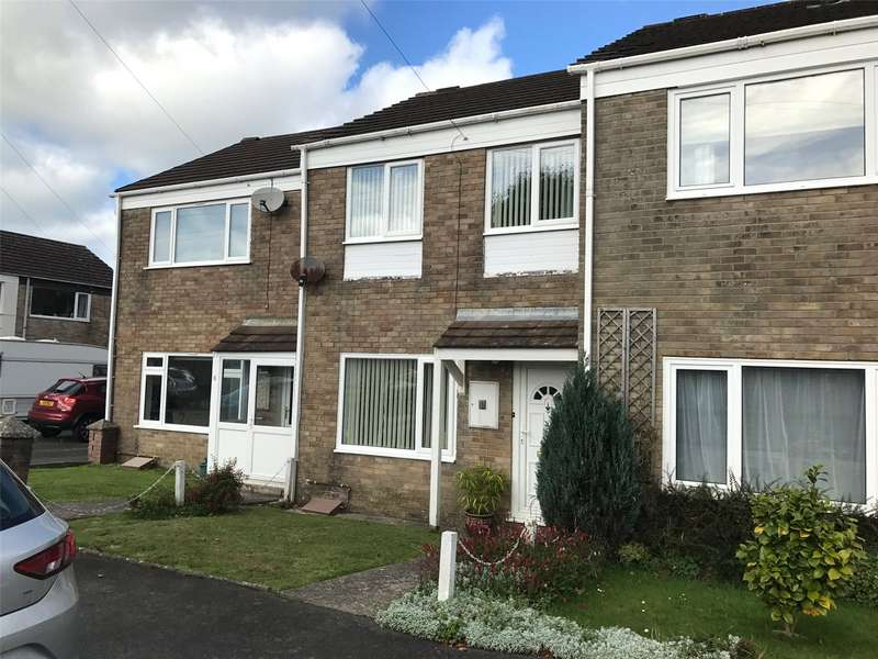 2 Bedrooms Terraced House for sale in Ferry Way, Haverfordwest, Pembrokeshire